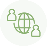 icono cooperación web